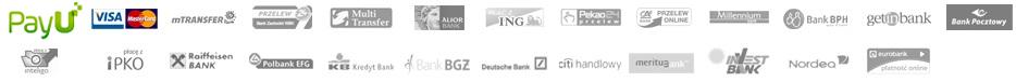 belka dolna - loga banków